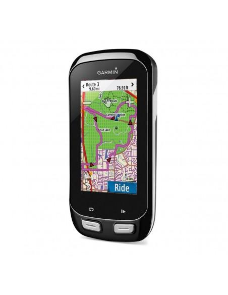 GPS Garmin Edge 1000 Bundle + Fascia Cardio + sensore Vel/Cad. + staffa frontale