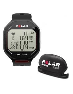 Cardiofrequenzimetro POLAR RCX5 BIKE con sensore velocità