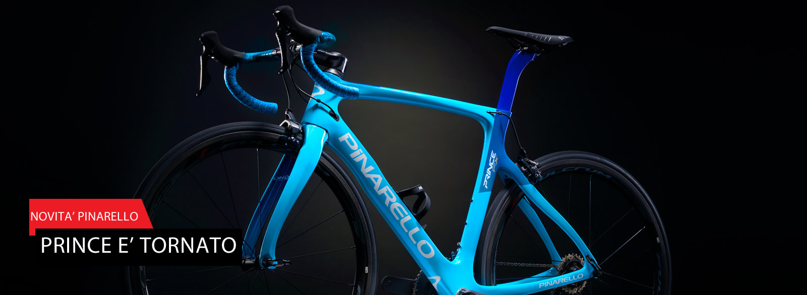 New pinarello Prince